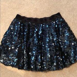 Juicy couture sequin skirt